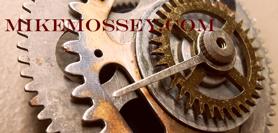 Welcome to MikeMossey.com!